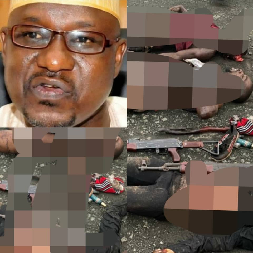 Ahmed Gulak's killers reportedly shot dead by police