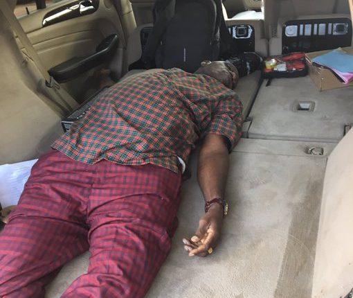Nnaji was killed by unknown gunmen