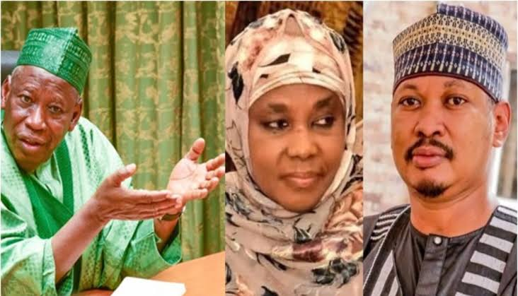 EFCC Arrests Hafsat Ganduje, Wife Of The Governor Of Kano #Arewapublisize