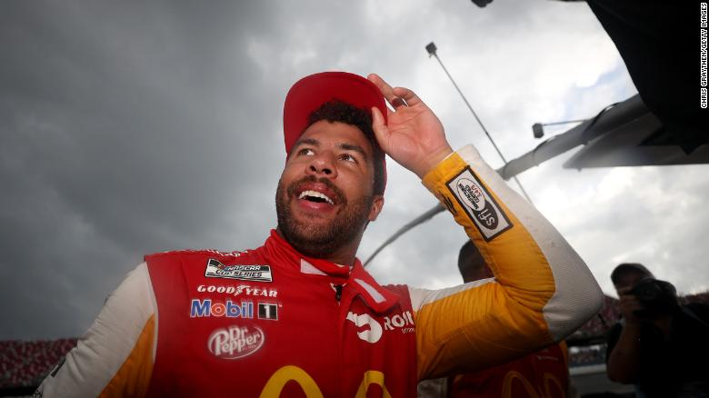 """Bubba Wallace has become the the second Black driver to win NASCAR's Cup Series race, the association's top series.  Bubba Wallace Bubba Wallace   A black driver has been hailed in America for making NASCAR history.   Bubba Wallace has become the second Black driver to win NASCAR's Cup Series race, the association's top series, according to CNN.   Wallace is the first Black person to win the Cup Series since 1963, when NASCAR Hall of Fame driver Wendell Scott led the race.   """"Talladega, we're winners,"""" Wallace said in a video posted on the Twitter account of Alabama's Talladega Superspeedway, where the race took place. """"What a perfect weekend, or weekday, I should say. I just knew something about it.""""   Wallace was born in Alabama. And last year at the same track, he found a noose in his garage stall, prompting an FBI hate-crime investigation.   Just after the race, Wallace thanked his team and the owners, sports legend Michael Jordan and Denny Hamlin, for the opportunity.   """"It's pretty fitting that it comes here in Talladega,"""" he said.   The FBI determined Wallace was not a victim of a hate crime, since the noose had been in the garage since at least 2019. But Wallace later said during an interview with CNN's Don Lemon that that was beside the point.   """"It was a noose,"""" Wallace said. """"Whether tied in 2019 or whatever, it was a noose. So, it wasn't directed at me but somebody tied a noose. That's what I'm saying.""""   Asked on Monday what it meant to become the second Black driver to win the Cup Series race, Wallace became emotional.   """"I never think about those things, and when you, when you say it like that, honestly it brings a lot of emotion, a lot of joy, to my family, fans, friends. It's pretty damn cool.""""   This was Wallace's first year driving for 23XI Racing. The victory is also the first for Jordan as an owner"""