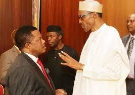 Obiano and Buhari