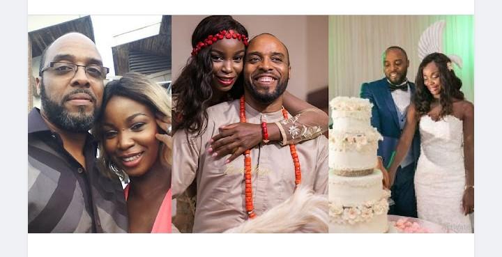 Ikeagwu and wife, Ijeoma