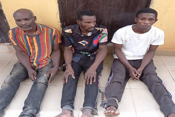 Photo Of Security Guard Who Conspired A With Kidnap Gang To Abduct His Bosses In Edo