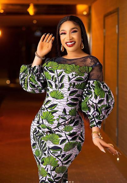 ''I Never F*cked Anybody Over Who Didn't See It Or Had It Coming -Tonto Dikeh