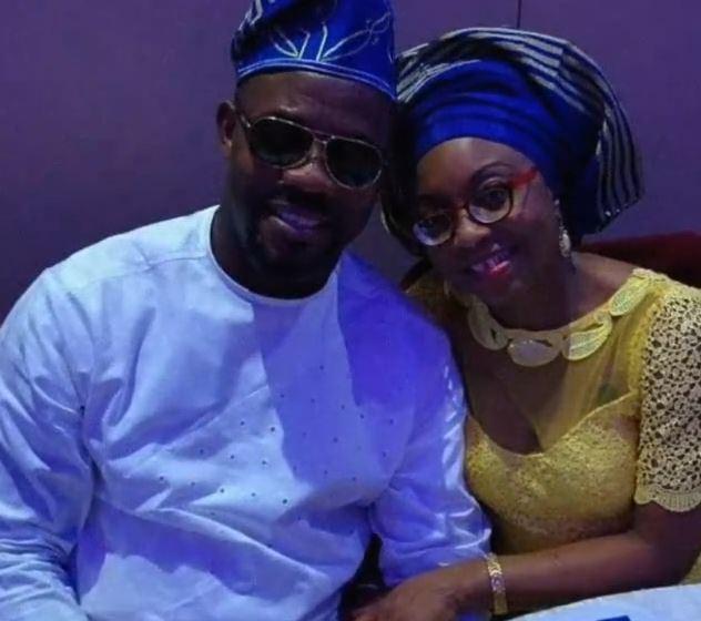 Okey and wife