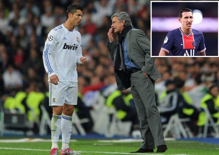 Ronaldo and Mourinho