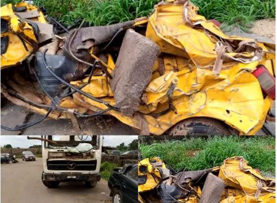Enugu accident