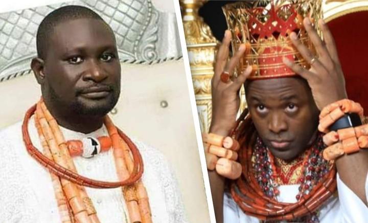Emami and Olu of Warri