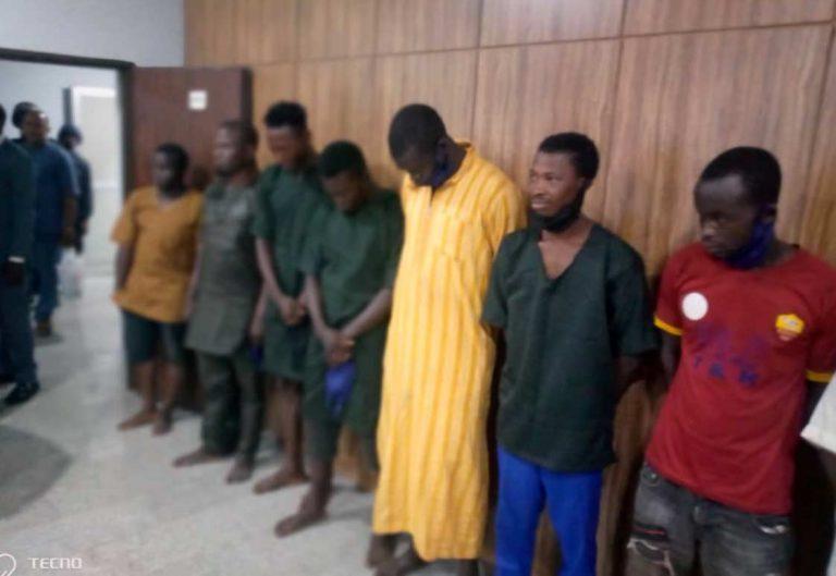 Sunday Igboho's aides