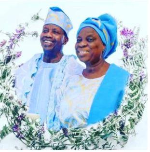 Adeboye and wife, Folu