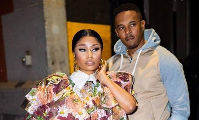 Nicki and husband