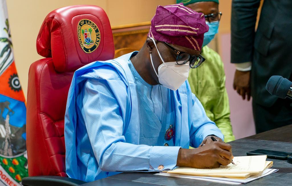Babajide Sanwo-Olu