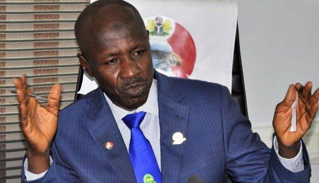Former EFCC Chairman, Magu Still On FG Payroll As Police Officer #Arewapublisize