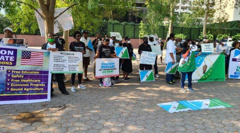 IPOB and Yoruba Nation agitators arrested
