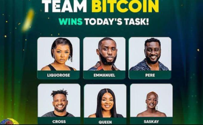 Team Bitcoin