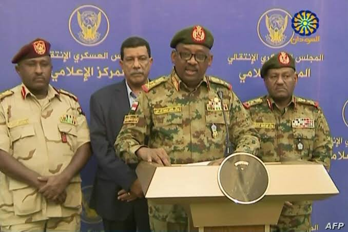Coup thwarted in Sudan
