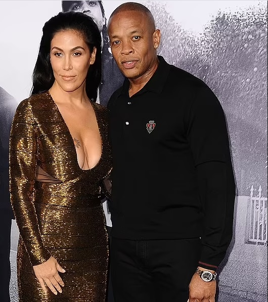 Nicole and Dr Dre