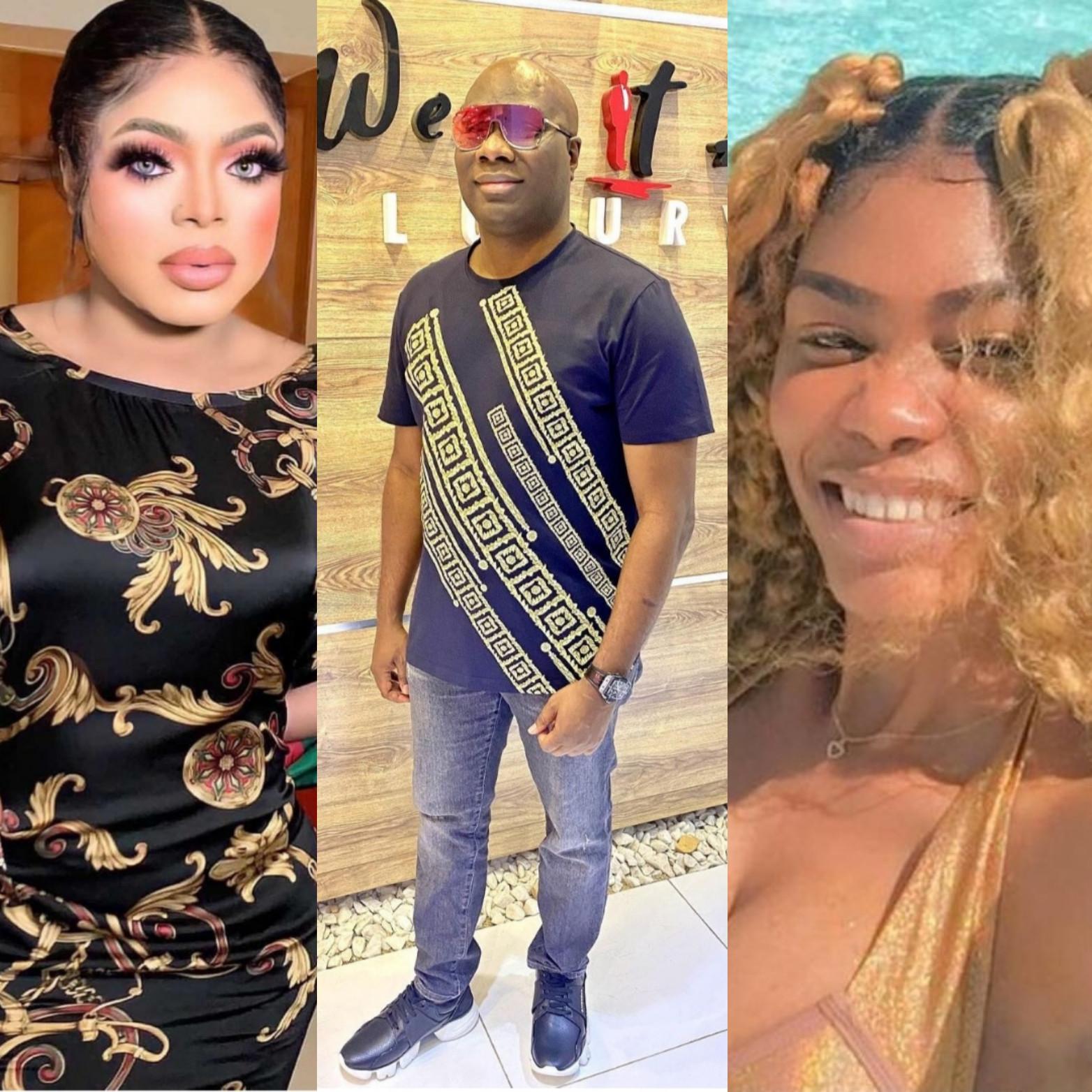 Bobrisky And Mompha Were Dating' - Bobrisky's Ex-PA, Oye, Makes Stunning Allegations #Arewapublisize