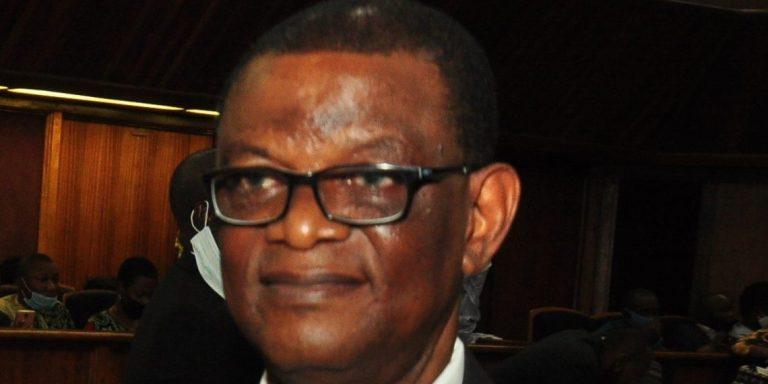 Supreme Court judge, Oseji