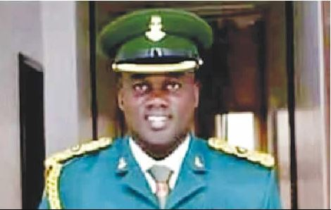 Major Akeem Oseni