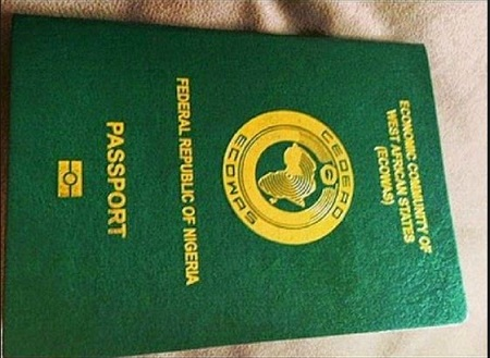 Nigerian International Passport Application Guidelines Cost And