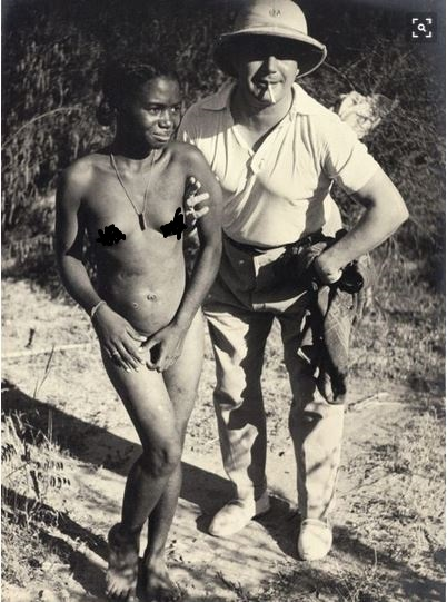 Black woman sex slaves for white men