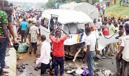 How To Get A Free Car From The Government >> Shocking Revelation: You Won't Believe How Much Road Accidents Cost Nigeria Every Year