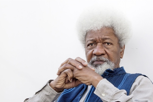 Image result for Wole Soyinka under fire for attacking Obasanjo