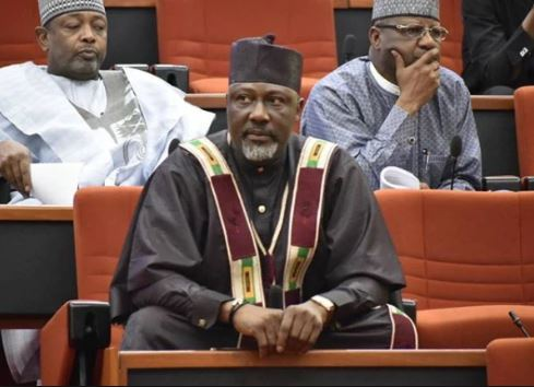 Image result for There is a plan to arrest and inject me to death – Senator Dino Melaye cries out