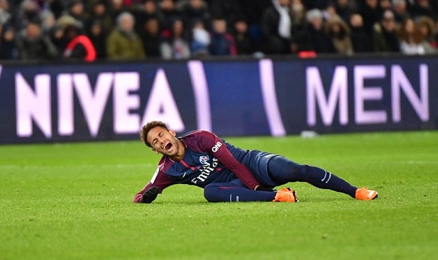 Image result for Neymar Cried For 2 Days After Horror Injury