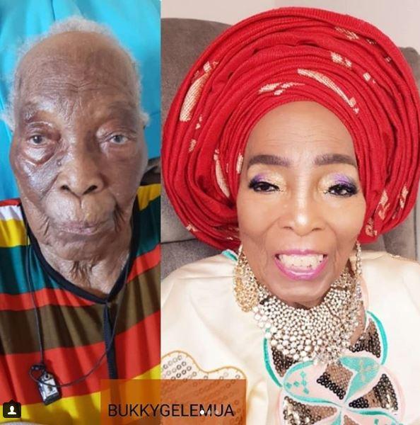 Shocking Makeup Transformation