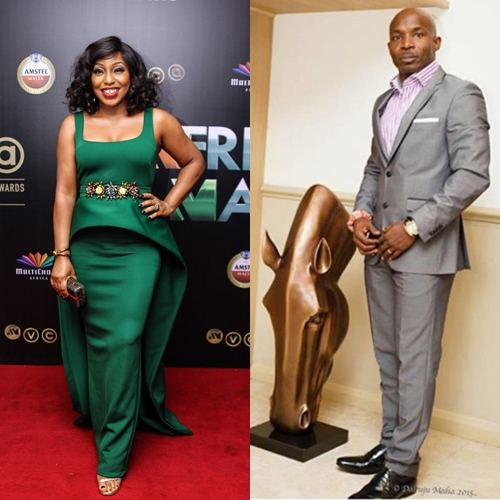 Image result for Nollywood Movie Producer, Don Pedro Obaseki Writes Open Letter To Actress Rita Dominic