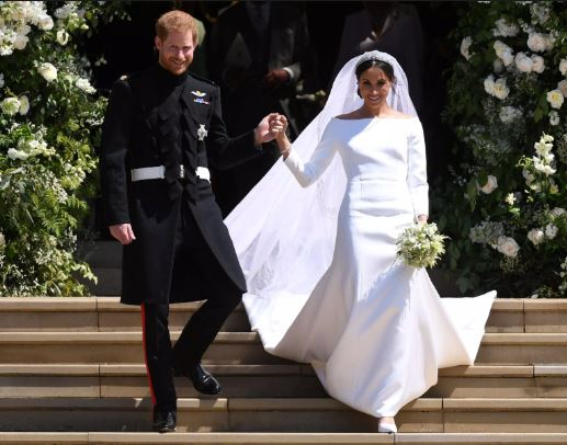 Royal Wedding What Harry And Meghan Did After Their Wedding