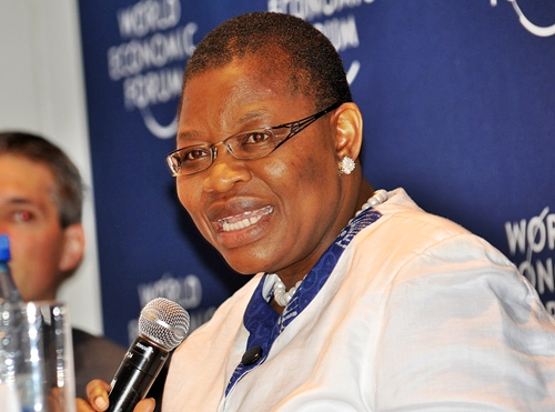 Image result for Ezekwesili kicks off campaign, says 'I'm the best man for the job'