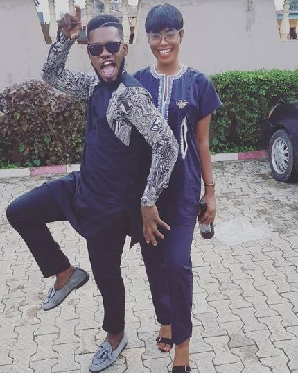 Image result for Broda Shaggi Buys His Partner, Aunty Shaggi A New Car (Photos)