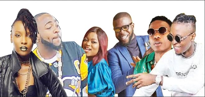 Check Out The 20 Most Remarkable Nigerian Entertainment Events Of 2020