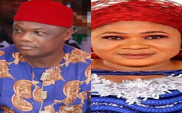 Commotion As Ebonyi Council Boss And Ex-Chairman Fight Over Their Father's Corpse
