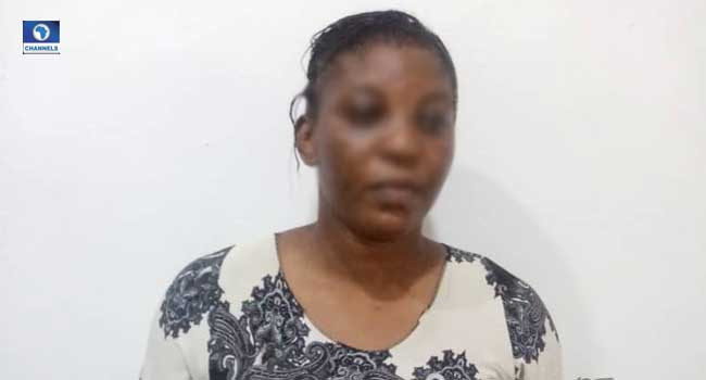 Photo Of Lagos Banker Who Was Nabbed By EFCC Over N34 Million Fraud