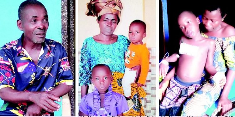 Touching Story Of How Suspected Kidnappers Killed Three-Year-Old Boy, Shot His Sister