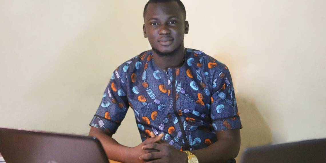 EndSARS Supporter Cries Out After Being Detained for 41 Days By DSS (Photo)