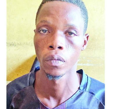Nigerian Man Who Killed His Own Mother-In-Law Tells The Shocking Story Why He Did It