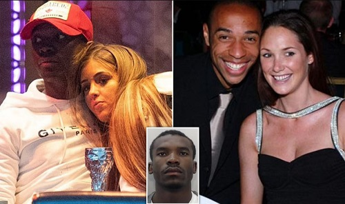 Fraudster Defrauds Thierry Henry's Ex-wife £160,000 After Claiming to be a US Navy Seal (Photo)